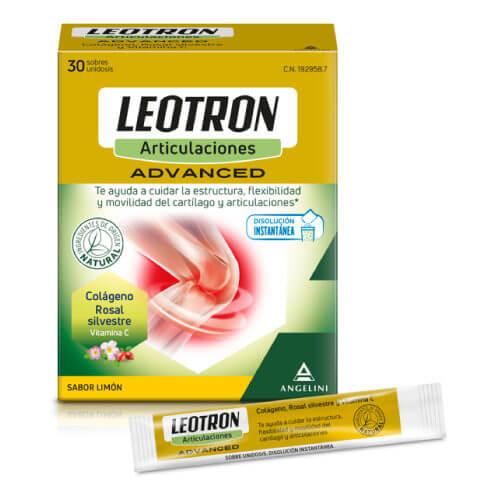 Leotron Articulaciones Advanced con Rosal Silvestre